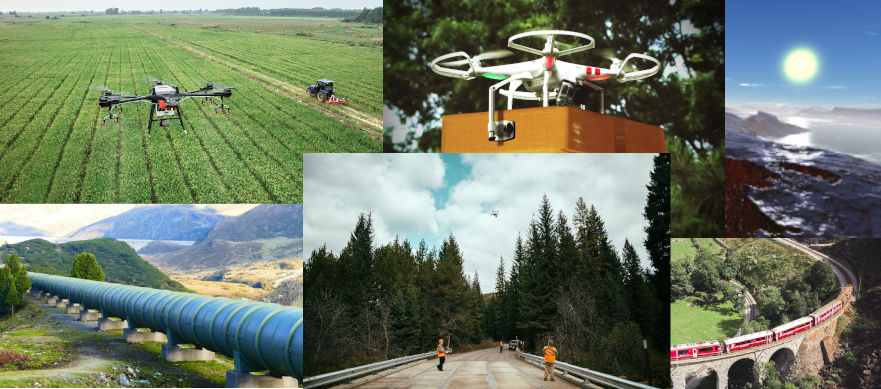 Top 37 Industrial Drone Applications | Tips For Drones
